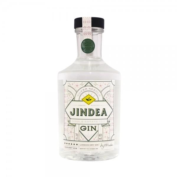 Jindea Limited Edition Silver Tea Gin 70Cl