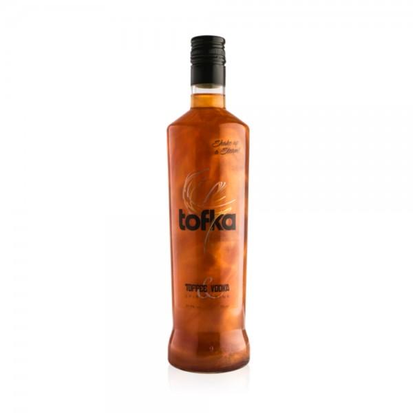 Tofka Toffee Vodka Spirit 70cl