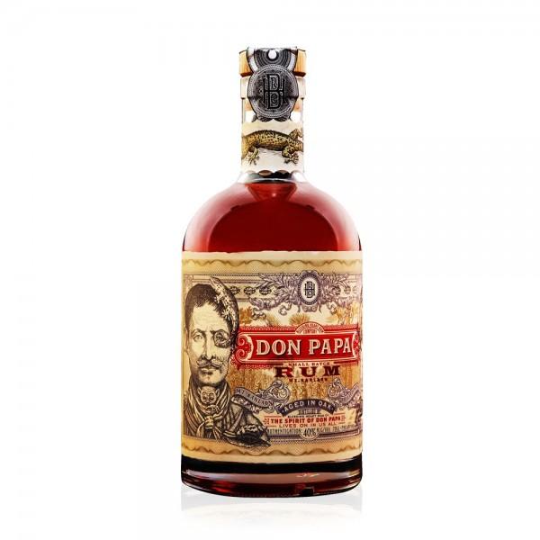 Don Papa Rum 70 (Gift Boxed)