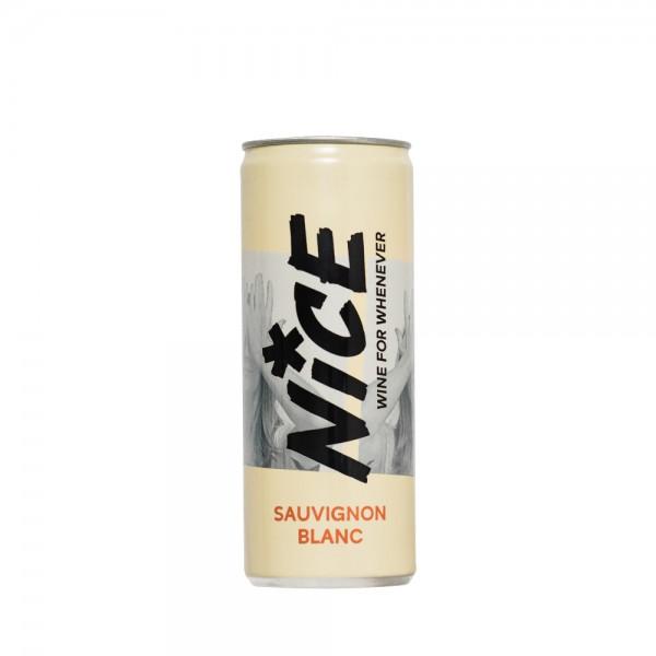 Nice Sauvignon Blanc in a Can