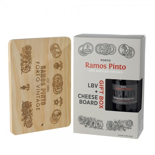 Ramos Pintos Cheeseboard Gift Pack 75cl