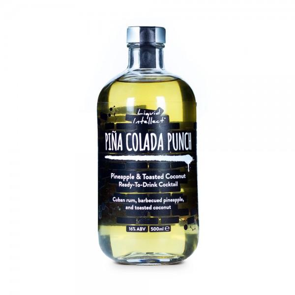 Liquid Intellect Pina Colada Punch 50cl