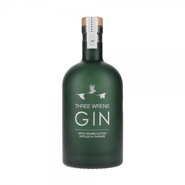 Three Wrens Apple Crumble Gin 70cl