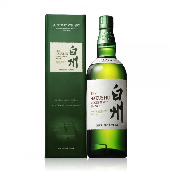 Hakushu Distiller's Reserve Whisky