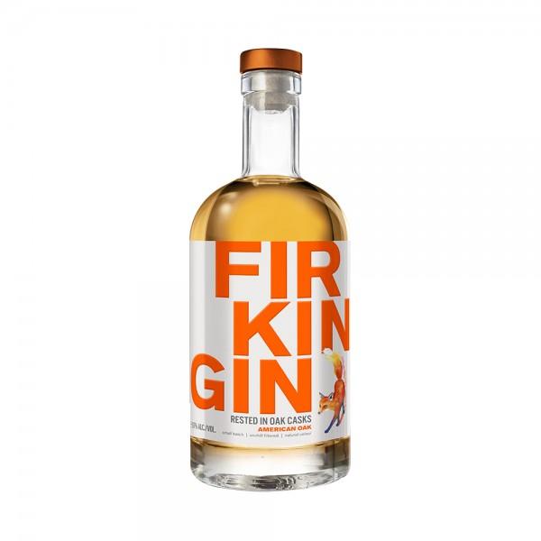 Firkin American Oak Aged Gin 70Cl