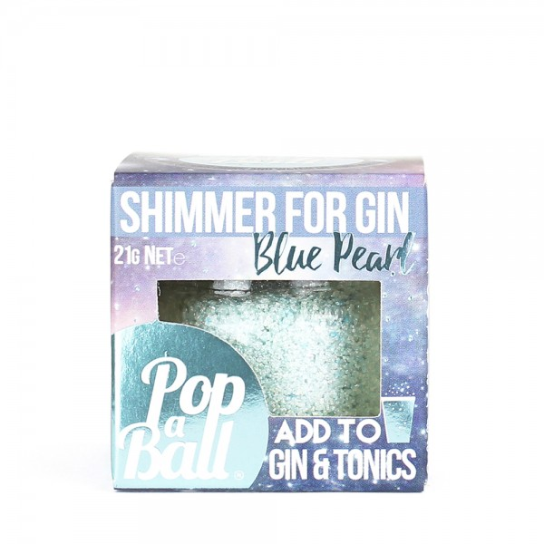 Popaball Shimmer Blue Pearl 21g