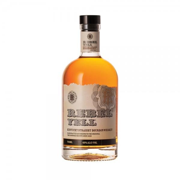 Rebel Yell Kentucky Straight Bourbon 70cl