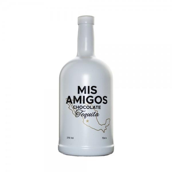Mis Amigos Chocolate Tequila Liqueur 70cl