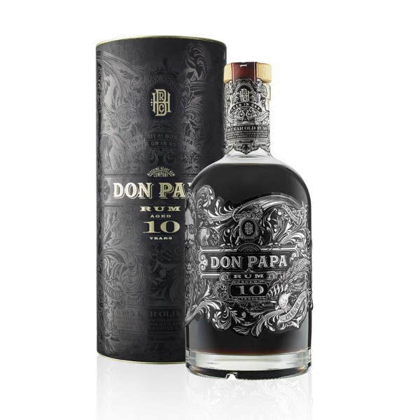Don Papa 10 Year Old 70cl