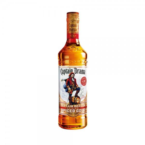Captain Morgan Spiced Rum - Drama