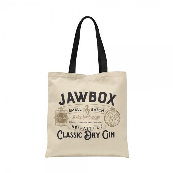 Jawbox Tote Bag