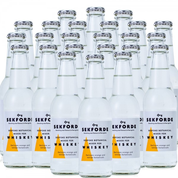 Sekforde Whisky Mixer 24X20Cl