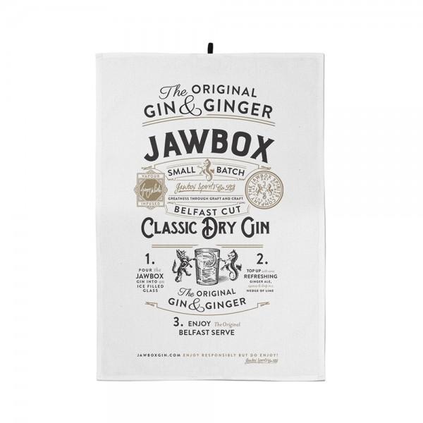 Jawbox Tea Towel