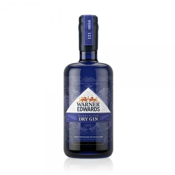 Warner Edwards Dry Gin 70cl