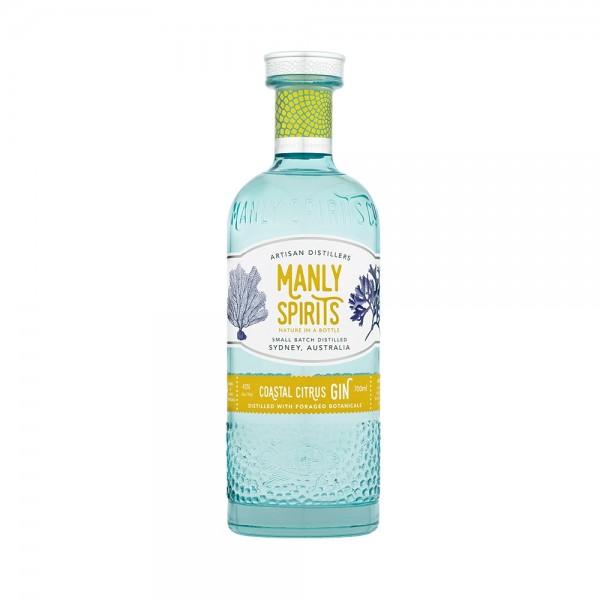 Manly Spirits Coastal Citrus Gin 70cl