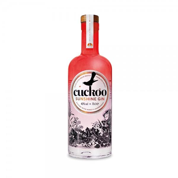 Cuckoo Sunshine Gin 70cl