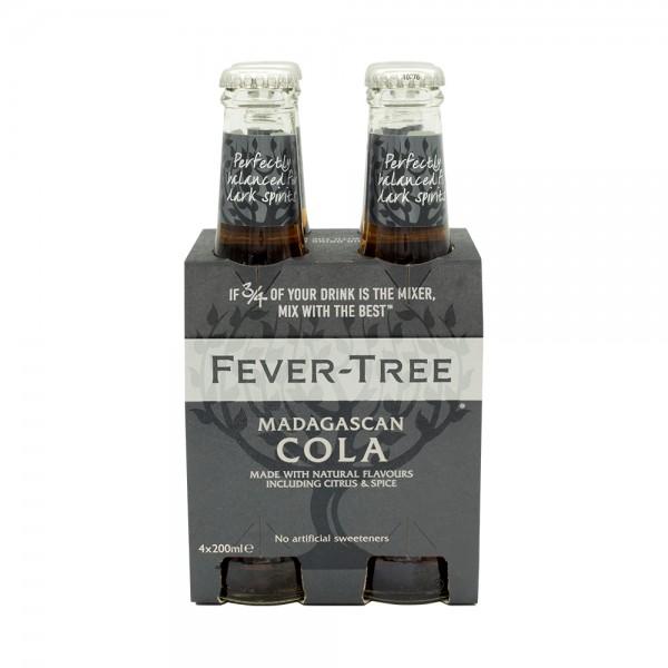 Fever-Tree Madagascan Cola 4X20Cl