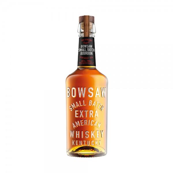 Bowsaw Straight Bourbon 70cl