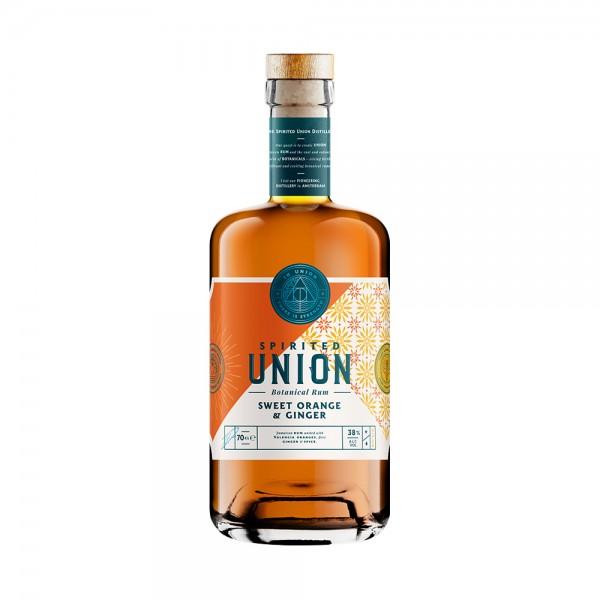 Spirited Union Sweet Orange & Ginger Rum 70cl