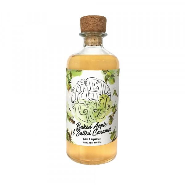 Poetic License Baked Apple & Salted Caramel Gin Liqueur 50cl