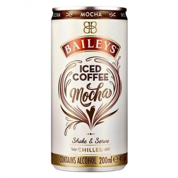 Baileys Iced Mocha can 20cl