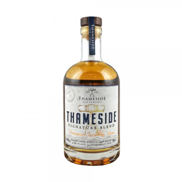 Thameside Signature Blend Rum 70Cl