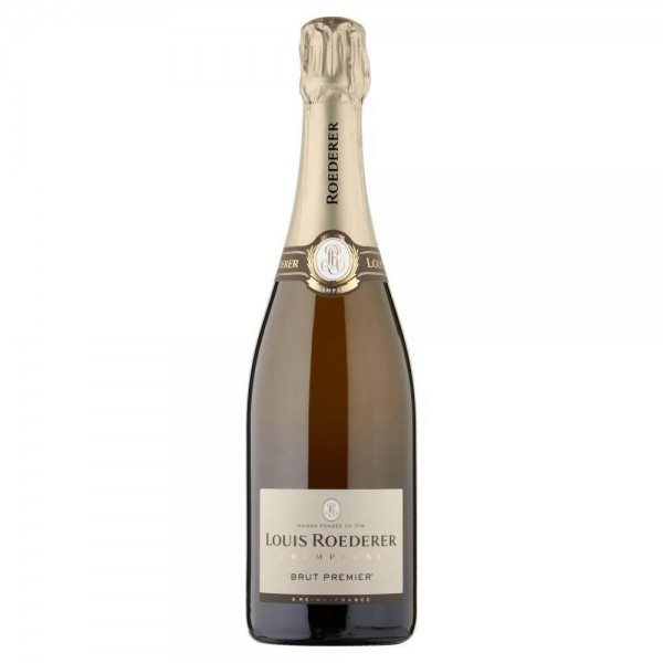 Louis Roederer Brut Premier NV Champagne 75Cl