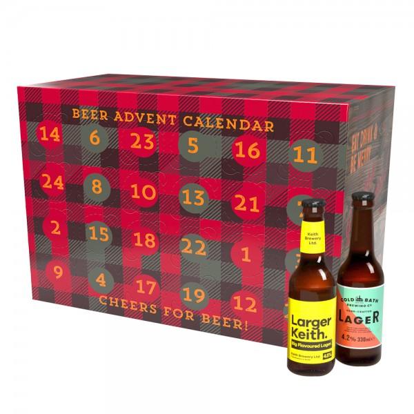 Beer Advent Calendar 24X33Cl