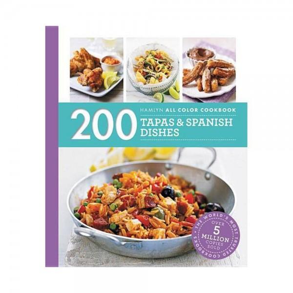 Hamlyn All Colour Cookbook: 200 Tapas & Spanish Dishes