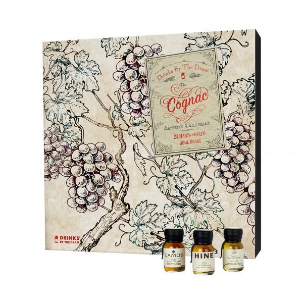Drinks By The Dram Cognac Advent Calendar 24X3Cl