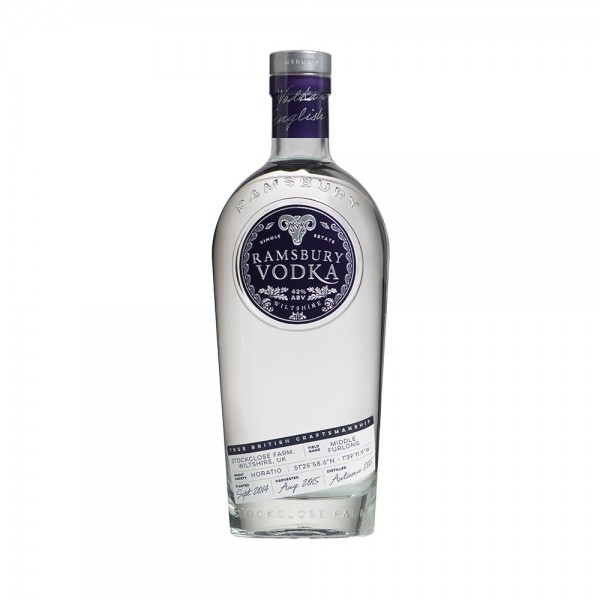 Ramsbury Vodka 70cl