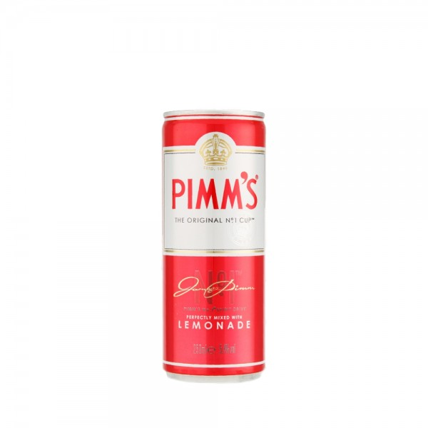 Pimm's & Lemonade 25Cl