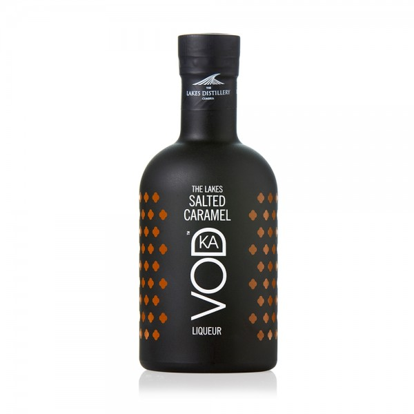 The Lakes Salted Caramel Vodka Liqueur 70cl