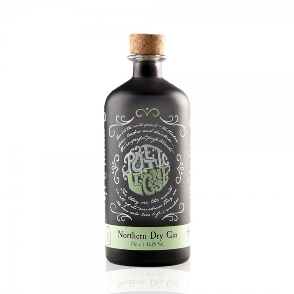 Poetic License Northern Dry Gin