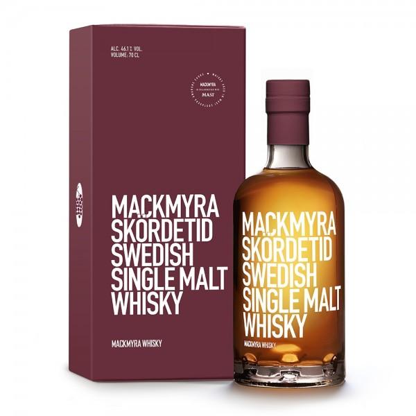 Mackmyra Skördetid Whisky 70cl