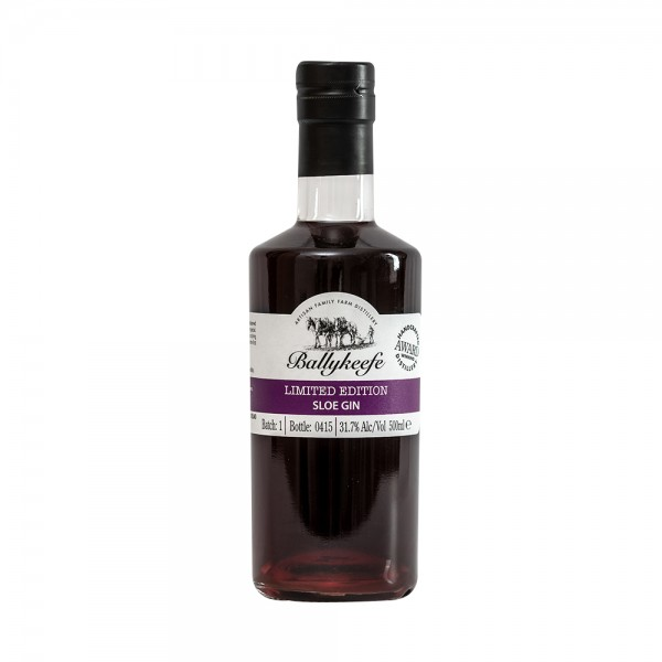 Ballykeefe Sloe Gin 50cl