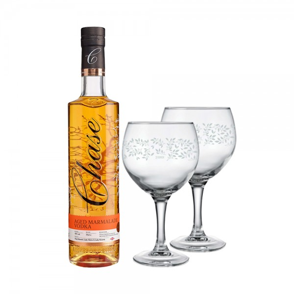 Chase Marmalade Vodka 70cl