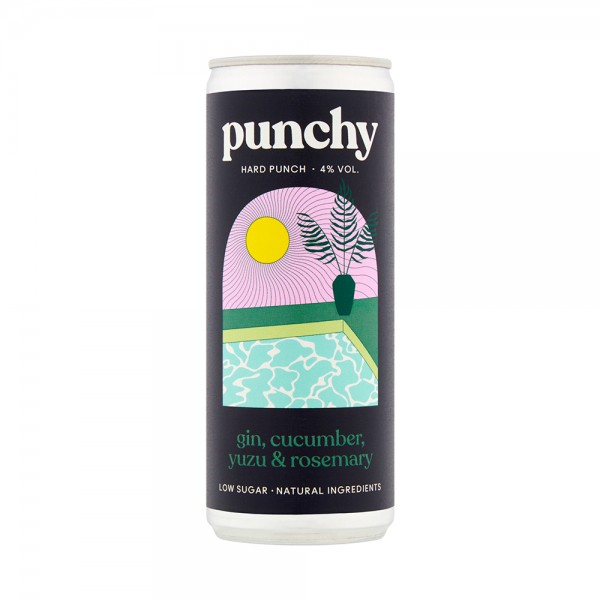 Punchy Drinks 'First Dip' Hard Punch 25cl