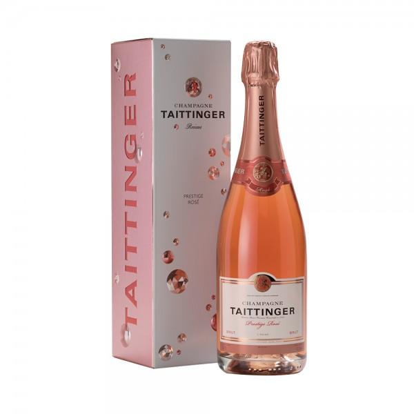 Taittinger Prestige Rosé 75cl