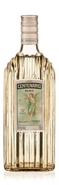 Gran Centenario Plata Tequila