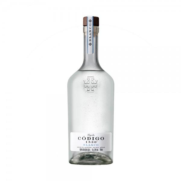 Código 1530 Blanco Tequila 70cl