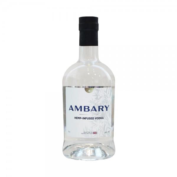 Ambary Original Hemp Vodka 70Cl