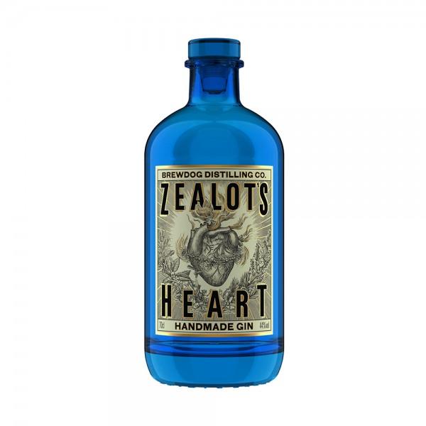 Zealot's Heart Handmade Gin 70cl