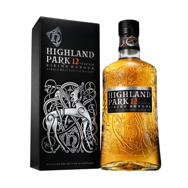 Highland Park 12 Year Old Whisky 70Cl (Gift Boxed)