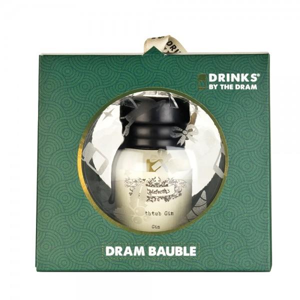 Bathtub Gin Bauble 3cl