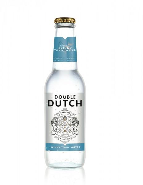 Double Dutch Slimline Tonic Water 20cl