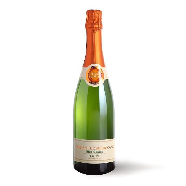 Crémant de Bourgogne Blancs de Blanc Vignerons des Terres Secrètes 75cl