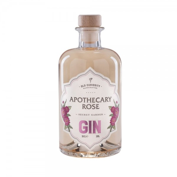 The Old Curiosity Rose Gin