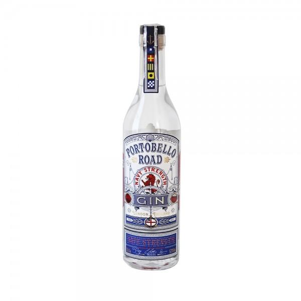 Portobello Navy Strength Gin 50cl