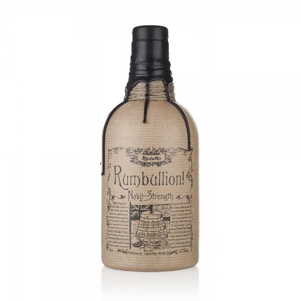 Rumbullion Navy Strength Rum 70cl